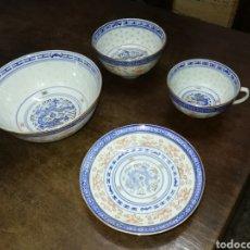 Antigüedades: PORCELANA CHINA. Lote 124419479