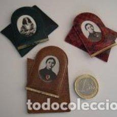 Antigüedades: ESCAPULARIOS . Lote 124470667