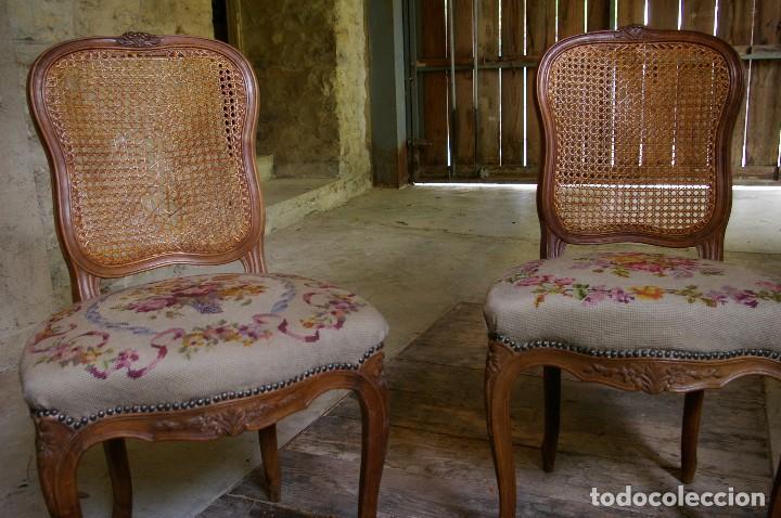 Antigüedades: Sillas antiguas - Foto 7 - 194239400