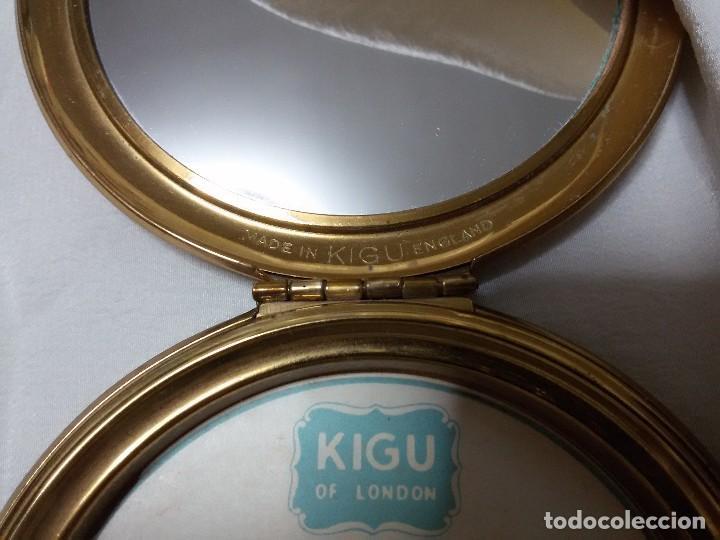 Antigüedades: Preciosa polvera años 1950, JOSEF KIASCHEK, KIGU. - Foto 8 - 124574571