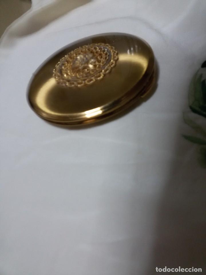 Antigüedades: Preciosa polvera años 1950, JOSEF KIASCHEK, KIGU. - Foto 10 - 124574571