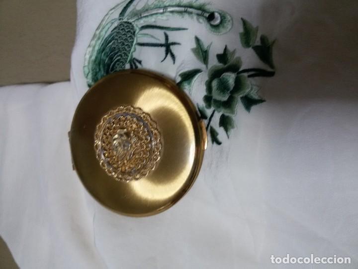Antigüedades: Preciosa polvera años 1950, JOSEF KIASCHEK, KIGU. - Foto 11 - 124574571
