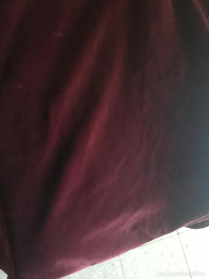 Antigüedades: Terciopelo antiguo algodon - Foto 2 - 124615927