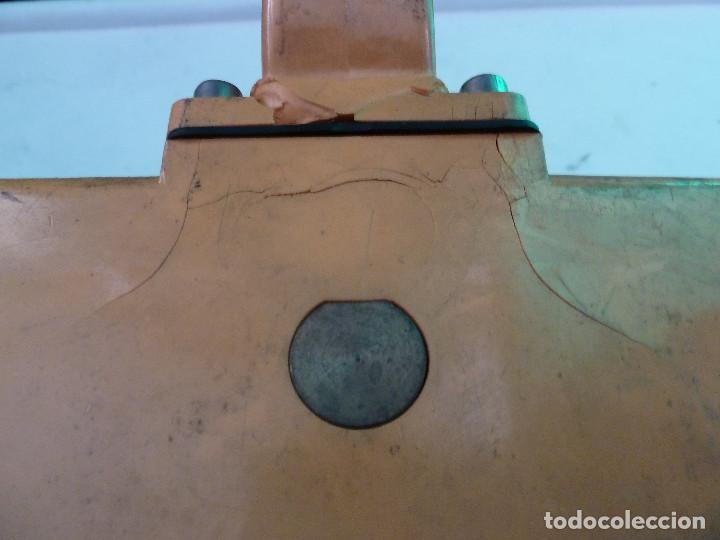 Antigüedades: LAMPARA O FOCO TIPO BALIZA PARA SEÑALIZACION EN CARRETERA - Foto 17 - 124634775