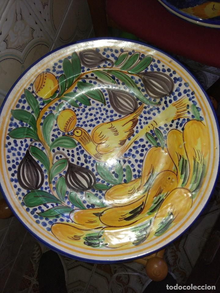 PLATO (Antigüedades - Porcelanas y Cerámicas - Manises)