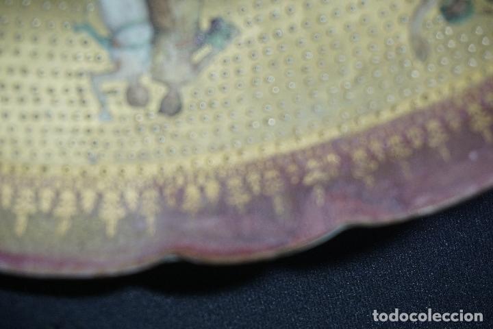 Antigüedades: PLATO PORCELANA. VIENA. AUSTRIA. SIGLO XIX-XX. - Foto 21 - 125072335