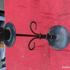 Antigüedades: CANDELABRO DE METAL NUEVO A ESTRENAR. Lote 125075443