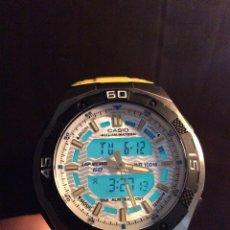 Relojes - Casio: RELOJ CASIO A 164 W ILUMINATOR VINTAGE ¡¡ NUEVO !!. Lote 79795561