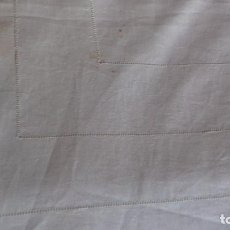 Antigüedades: ANTIGUO CORTE DE SABANA DE LA VDA.DE TOLRÁ.. Lote 125225627