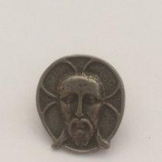 Antigüedades: BROCHE PIN CRISTO. Lote 125320867