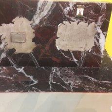 Antigüedades: PLACA EMCELSA INAUGURACIÓN DELEGACIÓN FERROL JUNIO 1977. Lote 125321539