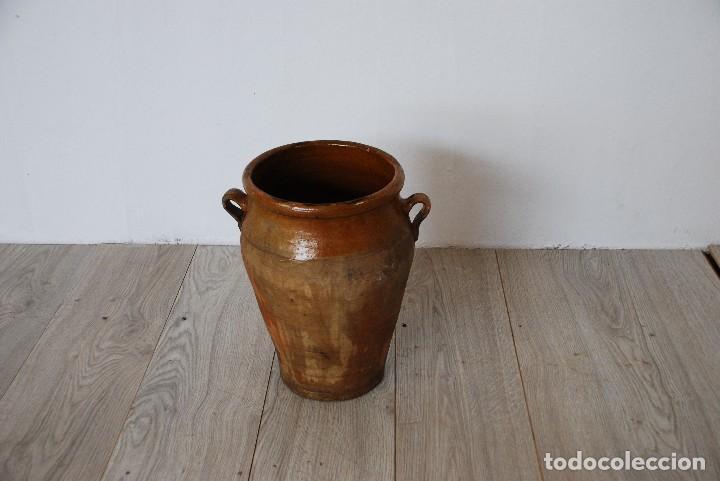 PUCHERO AÑOS 40-50 (Antigüedades - Hogar y Decoración - Jarrones Antiguos)