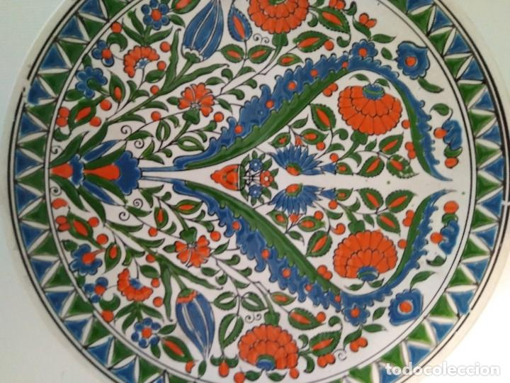 Antigüedades: Plato cerámica griego - Foto 2 - 125441707
