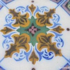 Antigüedades - Azulejo siglo XIX - 125483439