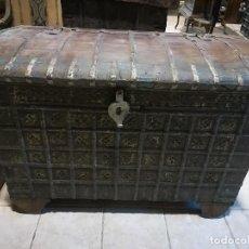 Antigüedades: ARCON ANTIGUO DE ORIGEN INDIO. Lote 125739311