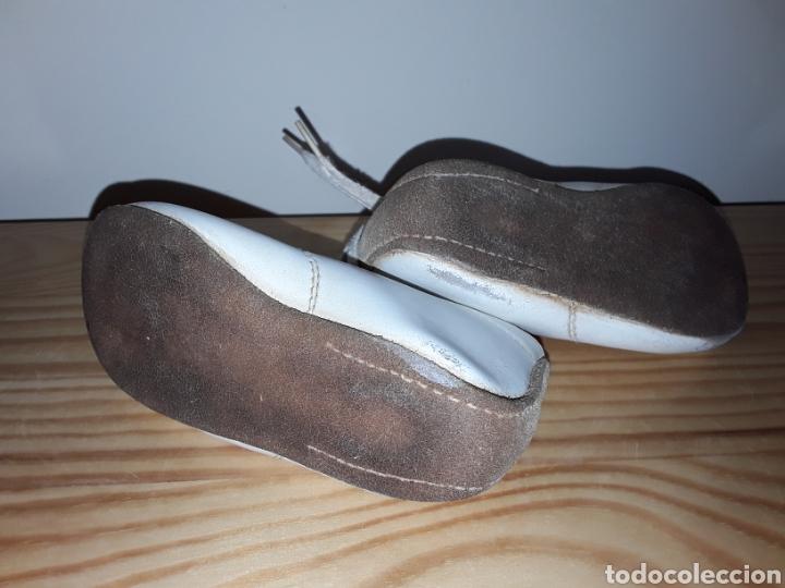 Antigüedades: Antiguos zapatos de bebé. Made in U. S. A. - Foto 7 - 125850975