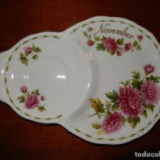Antigüedades: PLATO PORCELANA ROYAL ALBERT. Lote 134098257