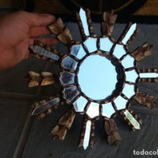 Antigüedades: ESPEJO TIPO SOL. Lote 125910547