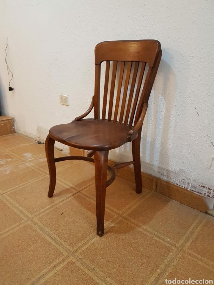 silla oficina siglo xix - Comprar Sillas Antiguas en todocoleccion ...