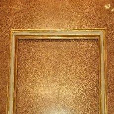 Antigüedades: MARCO ANTIGUO, GRANDE 103,5X38 CM. Lote 126015063
