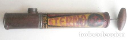 Antigüedades: ANTIGUO FUMIGADOR, PULVERIZADOR, MARCA ETERNO - Foto 5 - 26091367