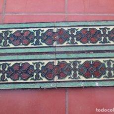 Antigüedades: AZULEJOS RAMOS REJANO. Lote 126102199