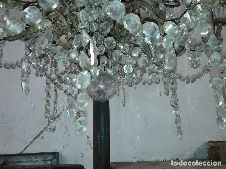 Antigüedades: Lámpara Isabelina - Foto 3 - 126166591