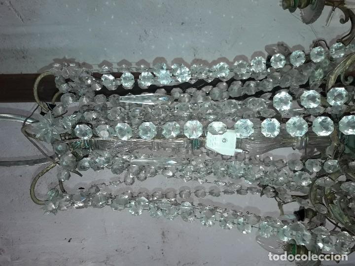 Antigüedades: Lámpara Isabelina - Foto 4 - 126166591