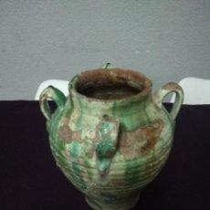 Antigüedades: ORZA ANTIGUA DE 4 AZAS. Lote 126212447