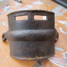 Antigüedades: ANTIGUO ADORNO DE CABALLO A-15. Lote 126241495