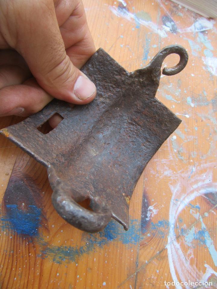 Antigüedades: Antiguo adorno de caballo A-15 - Foto 3 - 126241495