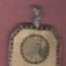 Oggetti Antichi: RELIQUIA ROPA USADA POR LA M. MARÍA DE JESÚS FUNDADORA DEL INSTITUTO MARIA REPARADORA BELGICA. Lote 126250995