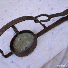 Antigüedades: CEPO METALICO ANTIGUO DE CAZA - PARA DECORACION O MUSEO ETNOGRAFICO. 3. Lote 126306451