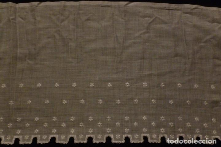 Antigüedades: ANTIGUA BATISTA FINA MEDIADOS S.XX - Foto 3 - 126309103