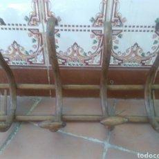Antigüedades: PERCHERO SOMBRERERO. Lote 183366413