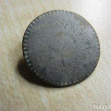 Antiquitäten - Botón tipo Tombac S XVIII - 126418135