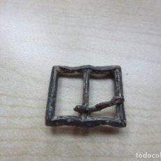 Antigüedades: HEBILLA POSIBLE S XVI -XVII. Lote 126424747