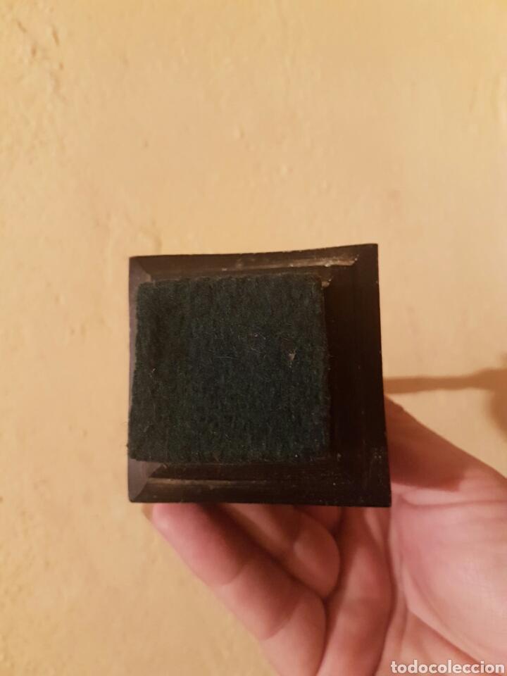 Antigüedades: TERMINAL REALIZADO EN HIERRO - Foto 3 - 126593886