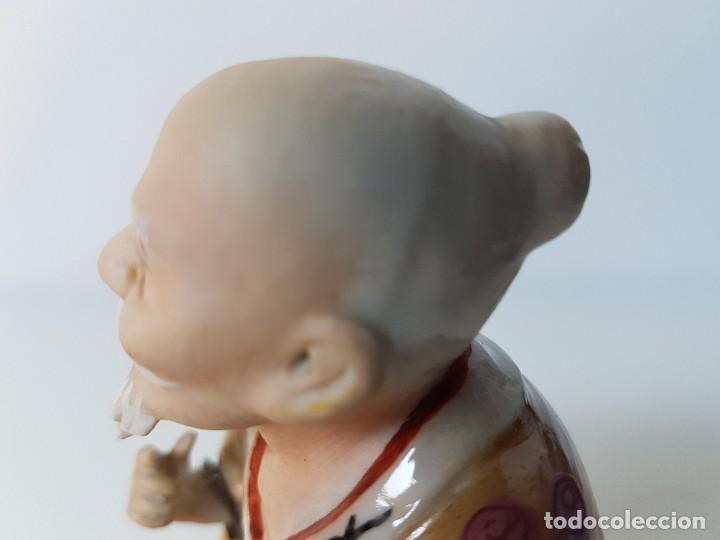 Antigüedades: PRECIOSA FIGURA CHINA - Foto 9 - 126647675