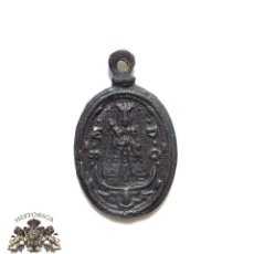 Antigüedades: MEDALLA RELIGIOSA. SIGLO XVII.. Lote 126681647