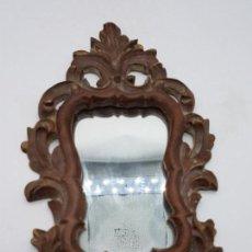 Antigüedades: EXCELENTE CORNUCOPIA DE ESTILO BARROCO 24 CM DE ALTO X 15 CM DE LARGO. Lote 126773299