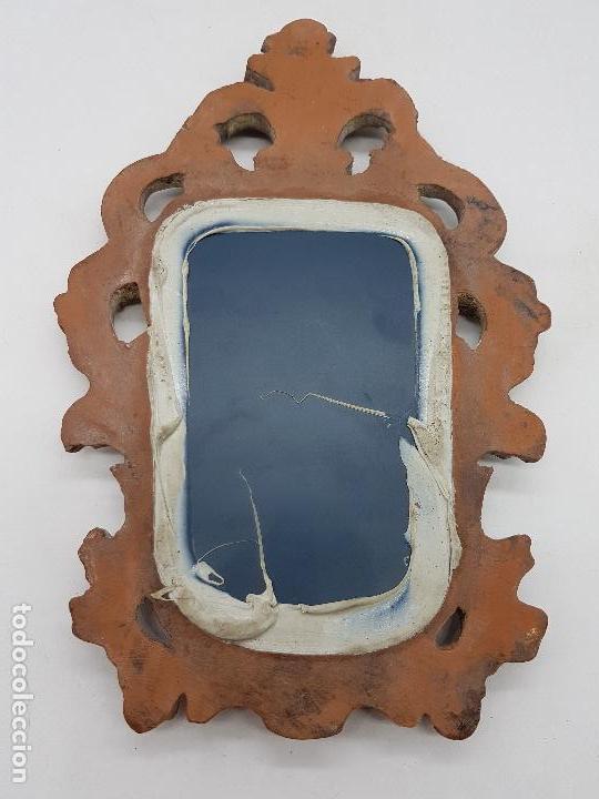 Antigüedades: Excelente cornucopia de estilo barroco 24 CM DE ALTO X 15 CM DE LARGO - Foto 4 - 126773299