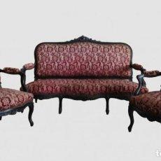 Antigüedades: ESTRADO ALFONSINO. Lote 126830143