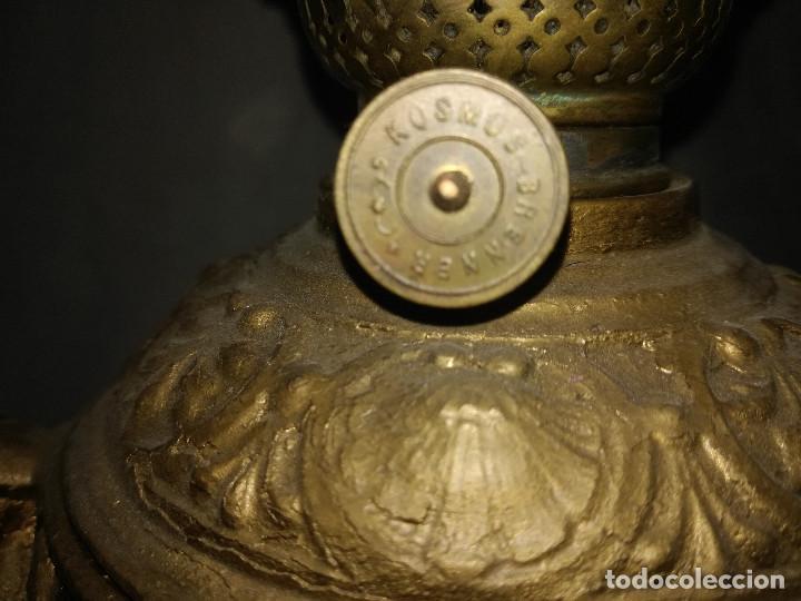 Antigüedades: QUINQUE ANTIGUO Y ORIGINAL. KOSMOS BRENNER - Foto 3 - 126840911