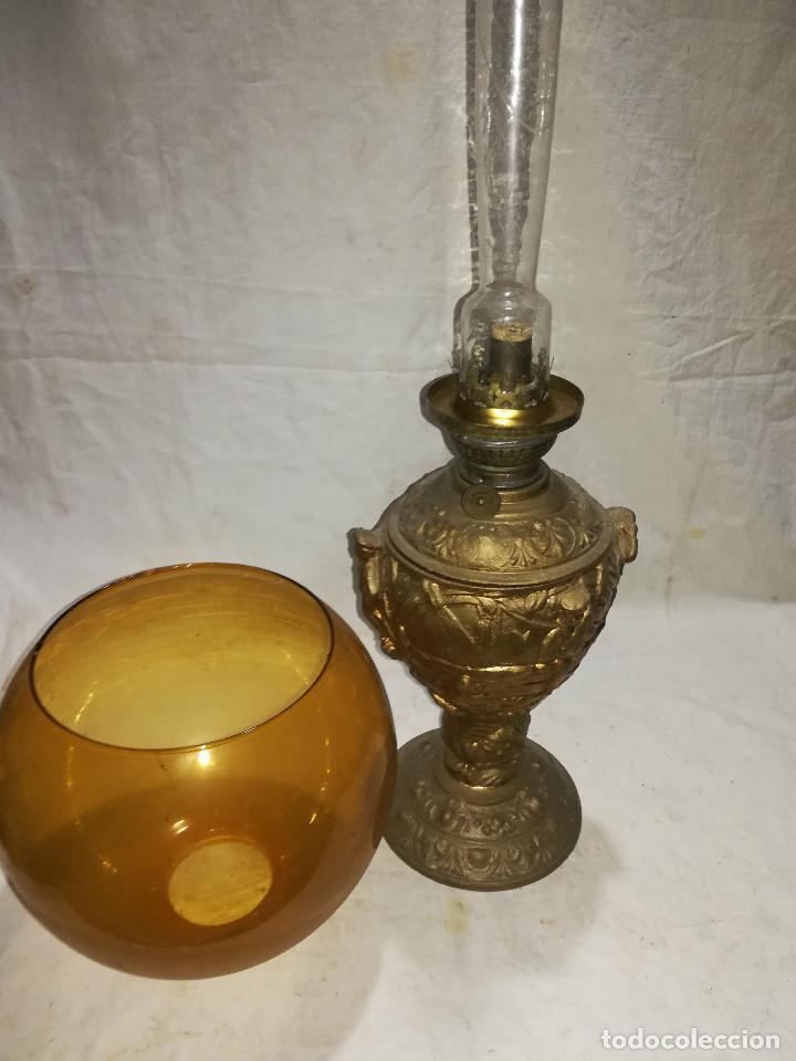 Antigüedades: QUINQUE ANTIGUO Y ORIGINAL. KOSMOS BRENNER - Foto 4 - 126840911