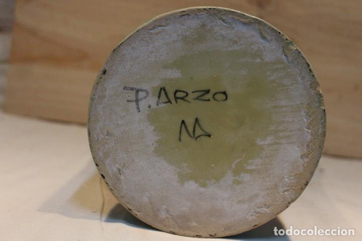 Antigüedades: botella de Puente del Arzobispo, inscripción V - Foto 5 - 126908883