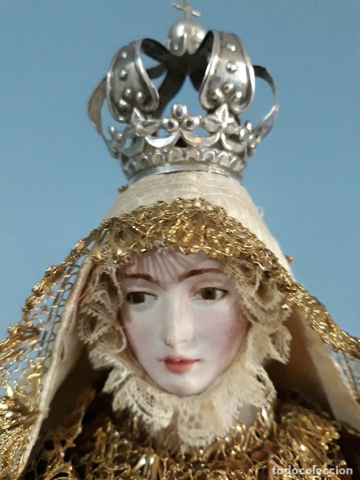 Antigüedades: Virgen del Carmen - Foto 13 - 119354151