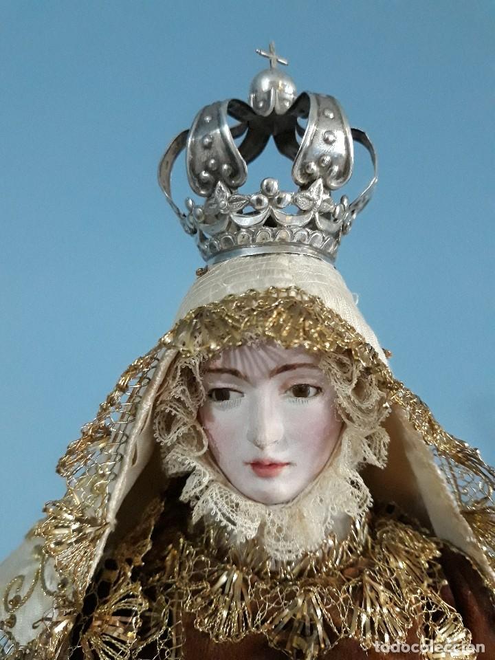 Antigüedades: Virgen del Carmen - Foto 14 - 119354151