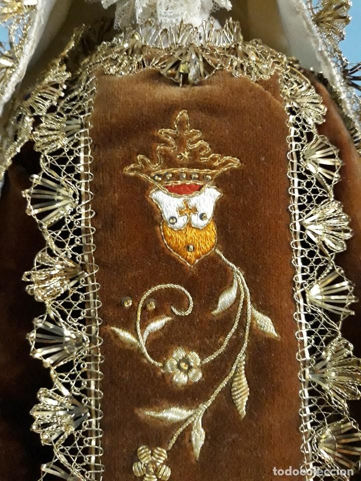 Antigüedades: Virgen del Carmen - Foto 15 - 119354151