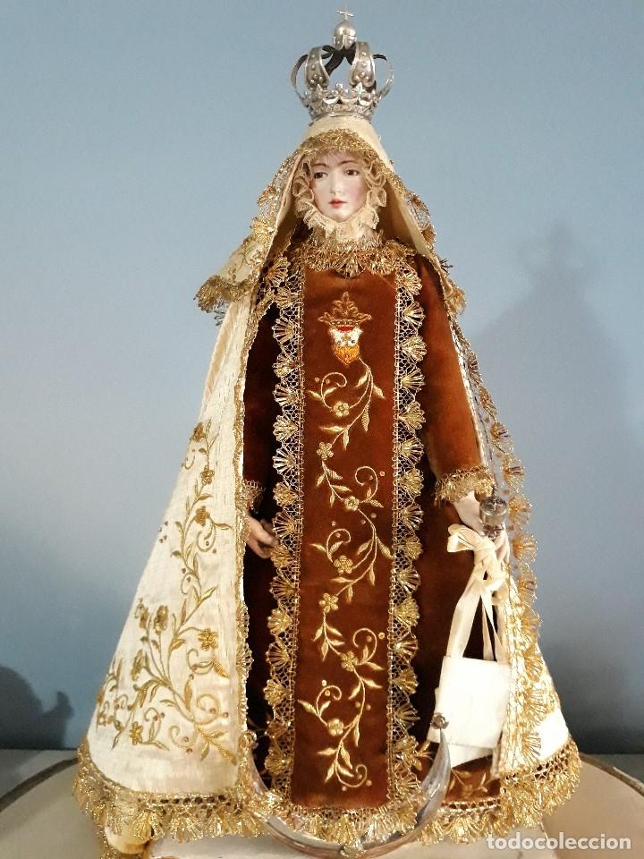 Antigüedades: Virgen del Carmen - Foto 19 - 119354151